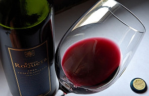 Aplikacja, która dobierze wino do potrawy