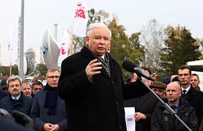 Kaczyński: państwo powinno wspierać słabsze regiony
