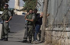 Palestyńczycy podpalili święte dla Żydów miejsce