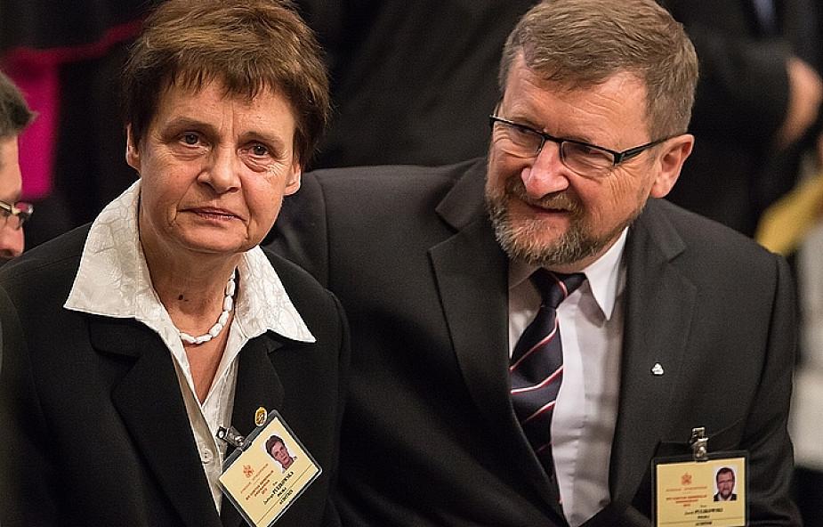 Przemówienie Jadwigi i Jacka Pulikowskich na Synodzie