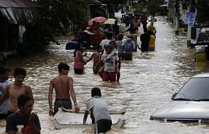 Filipiny: rośnie liczba ofiar tajfunu Koppu