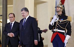 """Poroszenko: """"ostrożny optymizm"""" ws. Donbasu"""