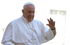 Franciszek: Nie buntuj się wobec Anioła Stróża