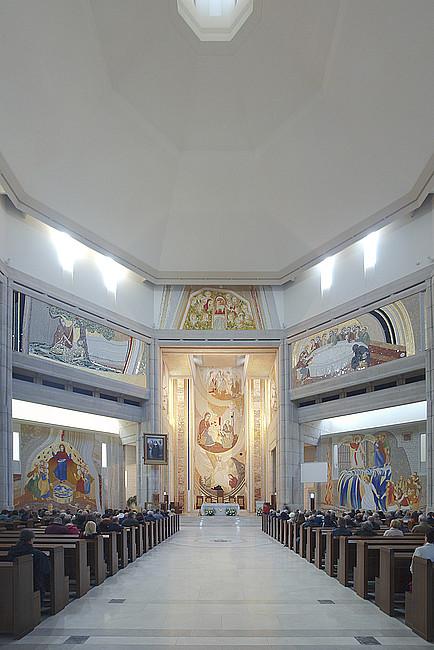Sanktuarium JPII - świątynia, która pobudza wiarę - zdjęcie w treści artykułu nr 5