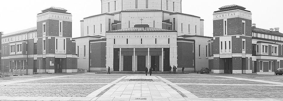 Sanktuarium JPII - świątynia, która pobudza wiarę - zdjęcie w treści artykułu nr 4