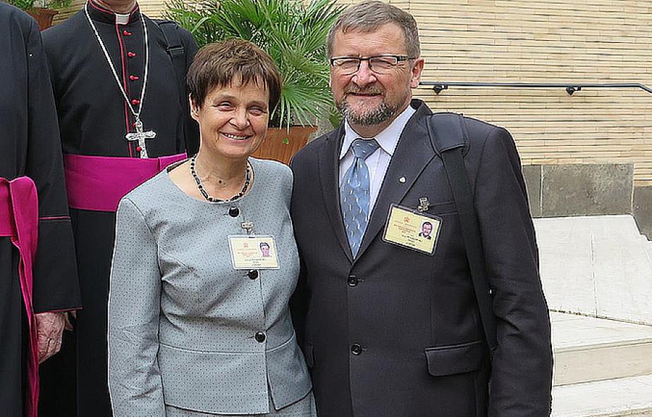 Pulikowska: na Synodzie trwa walka dobra ze złem