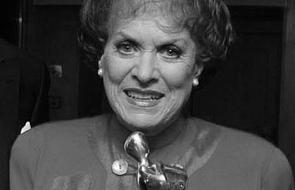 USA: zmarła słynna aktorka filmowa Maureen O'Hara