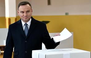 Prezydent Duda: będę działał zgodnie z konstytucją
