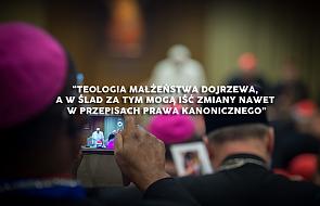 Co Synod zmienił ws. powtórnych związków po rozwodzie?