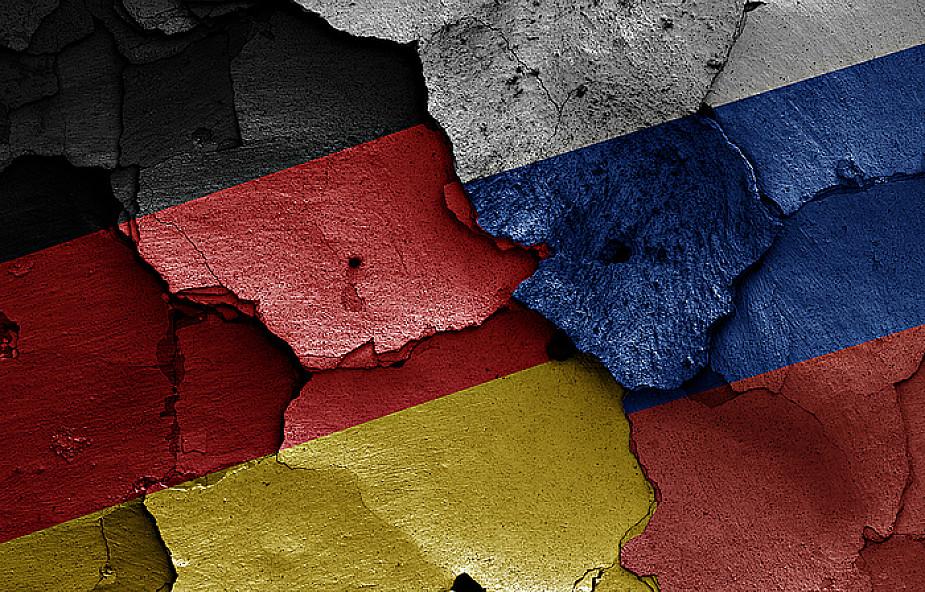 Berlin chce zniesienia sankcji wobec Rosji