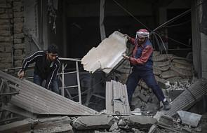 Syria: wiele ofiar ataku na miasto Duma