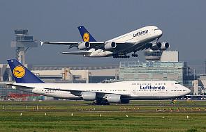 Lufthansa i Air France będą omijać półwysep Synaj