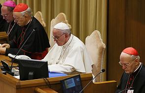 Papież: Synod nie jest parlamentem