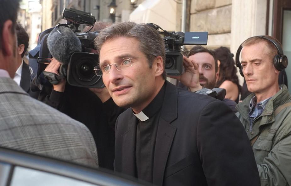 Kardynałowie o ks. Charamsie: bez wpływu na Synod