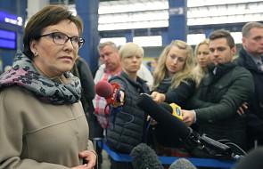 Kopacz: bezpieczeństwo Polski jest oparte na węglu