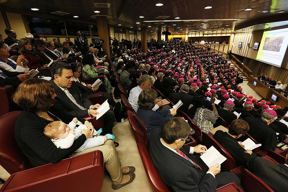 Bezprecedensowa decyzja ws. Synodu - zdjęcie w treści artykułu nr 1