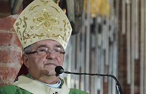 Abp Głódź:  patrzeć na cmentarz oczyma wiary