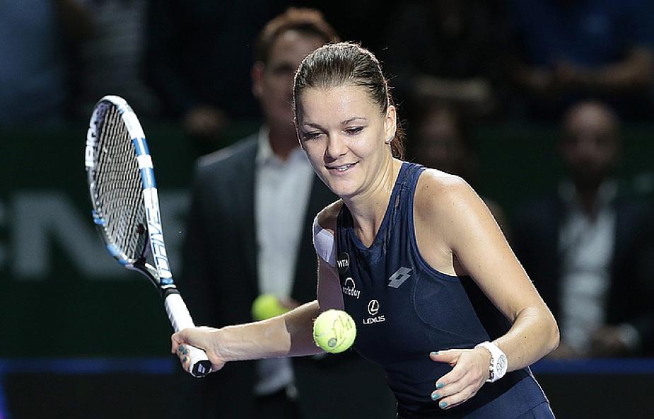 Agnieszka Radwańska pokonała Czeszkę Petrę Kvitovą