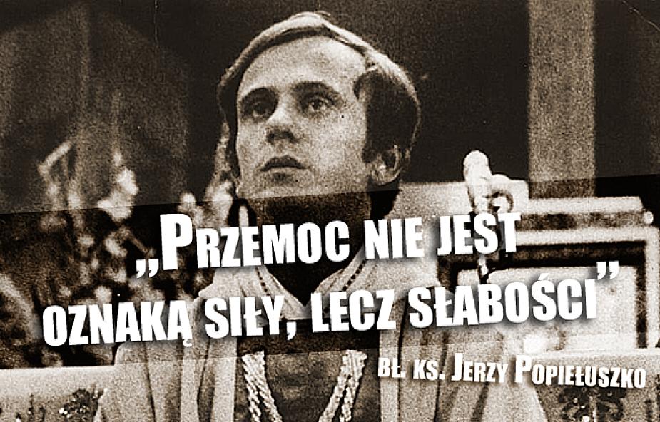 Kard Nycz: kanonizacja ks. Popiełuszki najwcześniej w 2017 r.