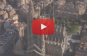 Sagrada Familia - zobacz, jak będzie wyglądała po zakończeniu prac