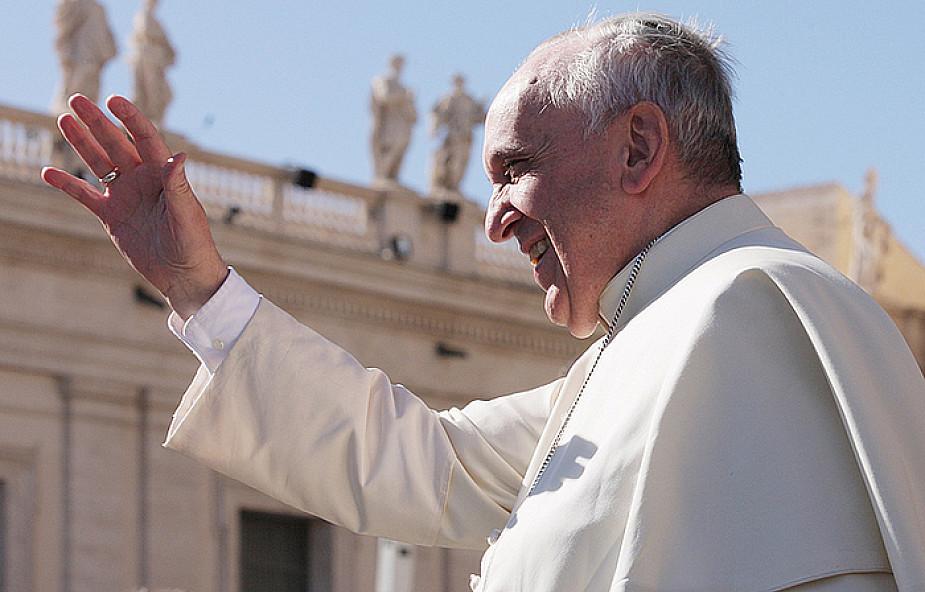 Papież do absolwentów: trwajcie w napięciu