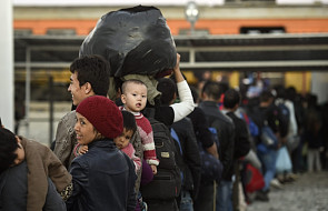 """Ekspert: za późno, by mówić: """"nie chcemy uchodźców"""""""
