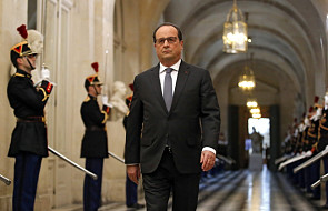 Francja wystąpiła o pomoc partnerów z UE