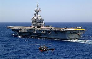 Francuski lotniskowiec wysłany do walki z ISIS