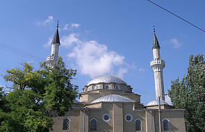 Krym: atak na meczet