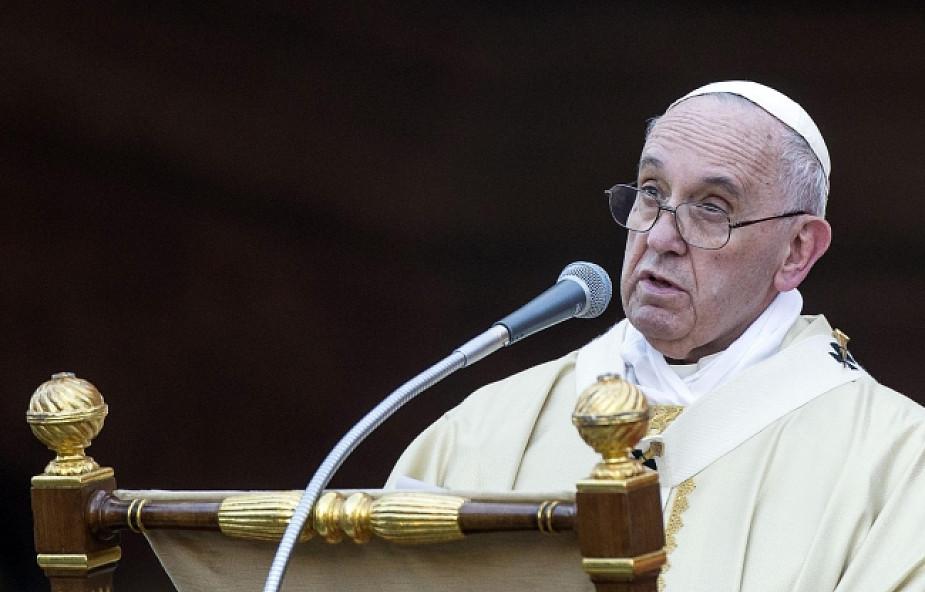 Papież: to droga do szczęścia i świętości