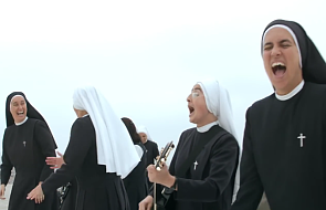 Siostra Cristina była tylko jedna. Ich jest jedenaście [WIDEO]