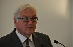 Niemcy: Steinmeier za powrotem Rosji do grupy G7