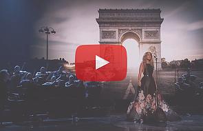 Celine Dion składa hołd ofiarom zamachów w Paryżu [WIDEO]