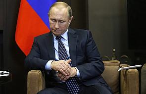 Rosja wstrzymała dostawy gazu na Ukrainę