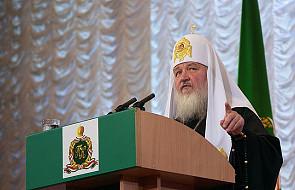 Patriarcha Cyryl broni sowieckiej przeszłości kraju
