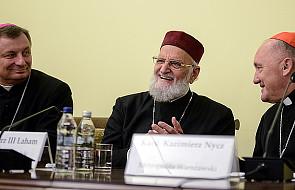 Grzegorz III Laham: bomby nie rozwiążą konfliktu w Syrii