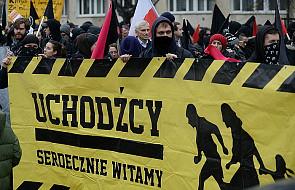 Warszawa: demonstracja przeciw faszyzmowi i ksenofobii