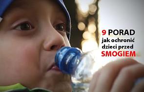 Smog truje dzieci! Poradnik dla rodziców jak zabić smog