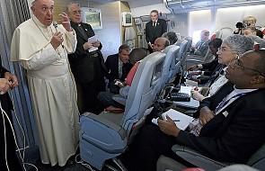 Franciszek: świat jest na krawędzi samobójstwa