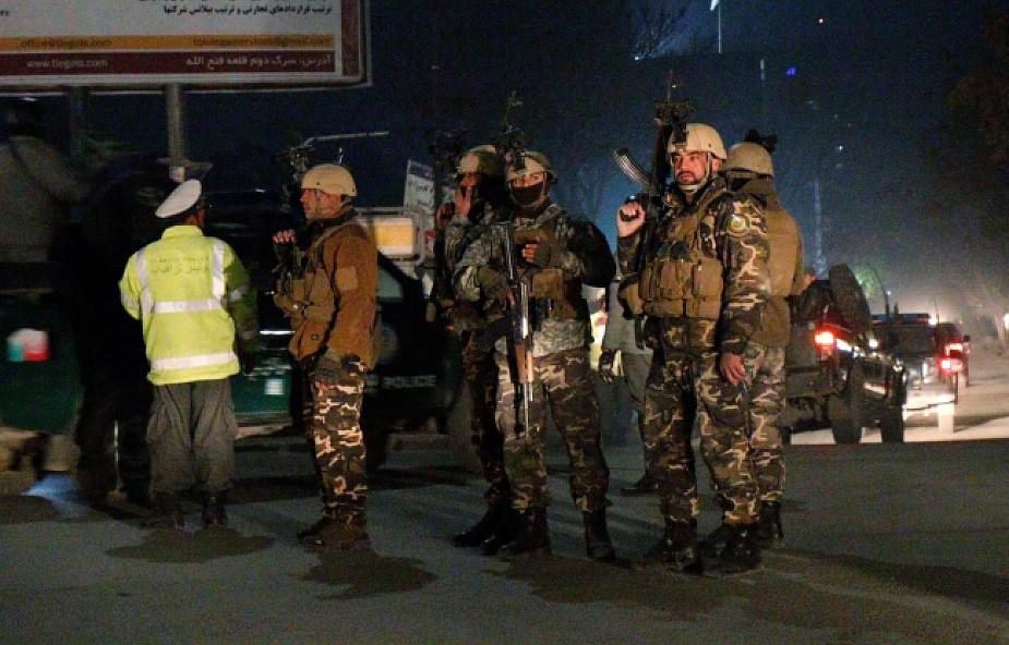 Afganistan: zamach talibów na pensjonat