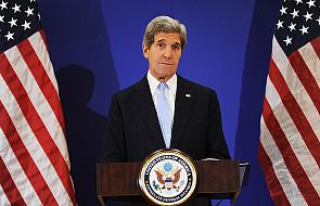 Kerry we wtorek w Moskwie spotka się z Putinem