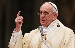 Papież apeluje o pokonanie bezrobocia wśród młodzieży