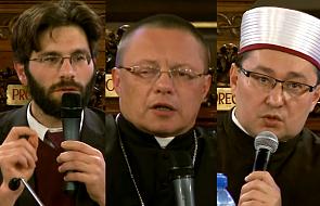 Rabin, biskup i imam o miłosierdziu [WIDEO]