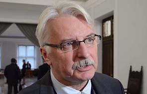 """""""Nie ma podstaw do znoszenia sankcji wobec Rosji"""""""