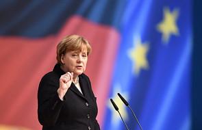 Niemcy: Merkel broni sankcji przeciwko Rosji