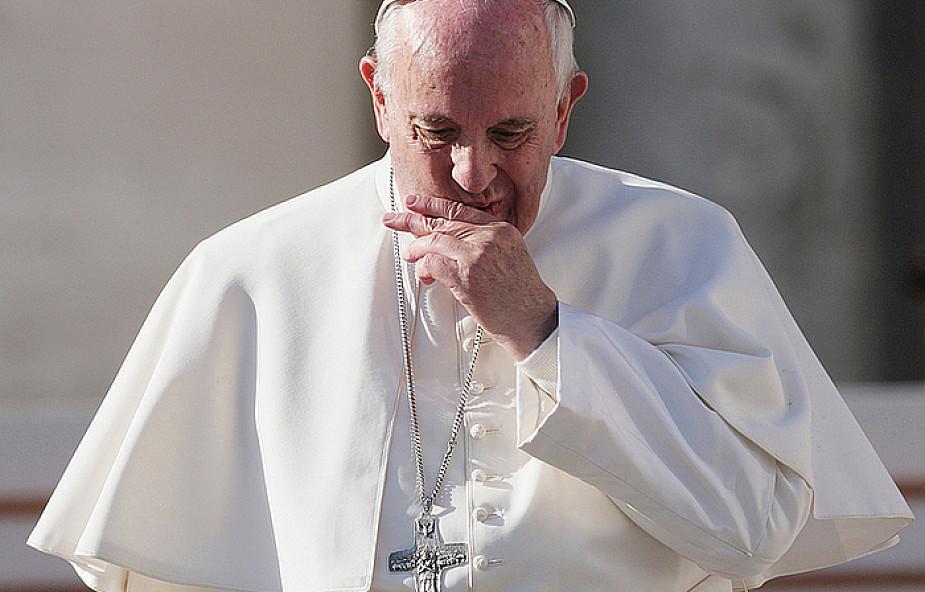 Franciszek: niech Kościół będzie pokorny i ubogi