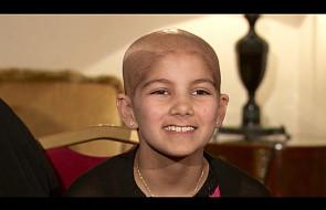 Po spotkaniu z papieżem wygrała walkę z rakiem