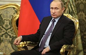 Putin wstrzymuje umowę o wolnym handlu z Ukrainą