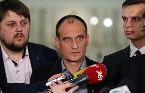 Kukiz'15 złożył w Sejmie projekt zmian w konstytucji