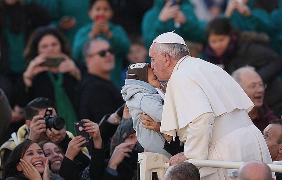 """Papież o imigrantach: """"wszystko, co zrobicie dla tych ludzi, jest dobre"""""""